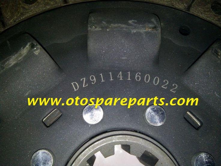 Disc Clutch dz9114160022 | Produk spare part truk dan spare part alat berat Tep : (021) 4801098 Fax : (021) 4801046 Hp : 081281000409/081284435303/087786401447/, kami jual meliputi komponen seperti radiator, intercooler, fan, van belt, waterpump, dinamo starter, dinamo charge/alternator, turbocharger, oil cooler, knalpot/muffler, camshaft, piston, connrod bearing/metal jalan, metal bulan, main bearing/metal duduk, liner/sleeve/boring, rocker arm, oli jet, oil pump, fuel injection pump…