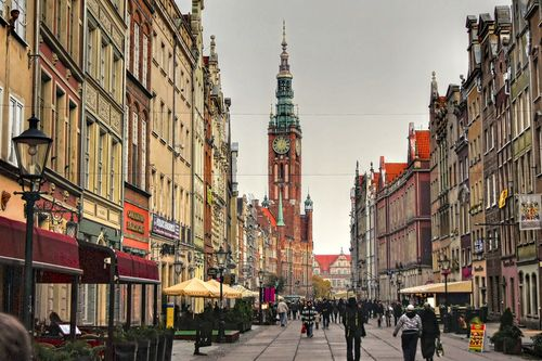 All things Europe: #Gdansk