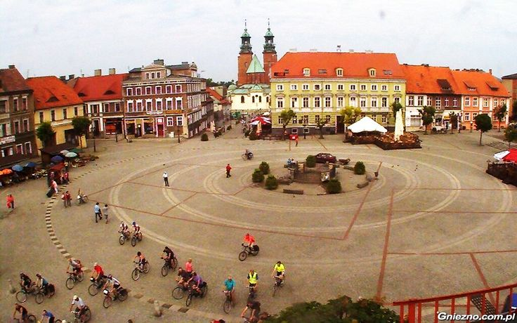 beautiful gniezno, i very miss