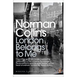 I adore this book. The characters are perfect, and it made London seem more human to me.