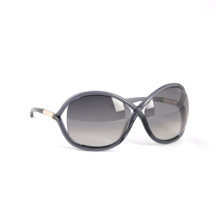 TOM FORD -Jennifer FT009 0B5 GREY GRADIENT Sunglasses