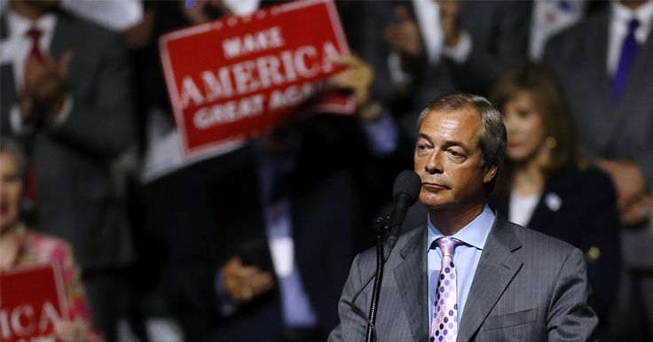 Nigel Farage: I fear for my life: Ukip leader fears violent attacks every day