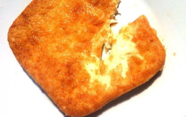 Σαγανάκι τυρί - iCookGreek