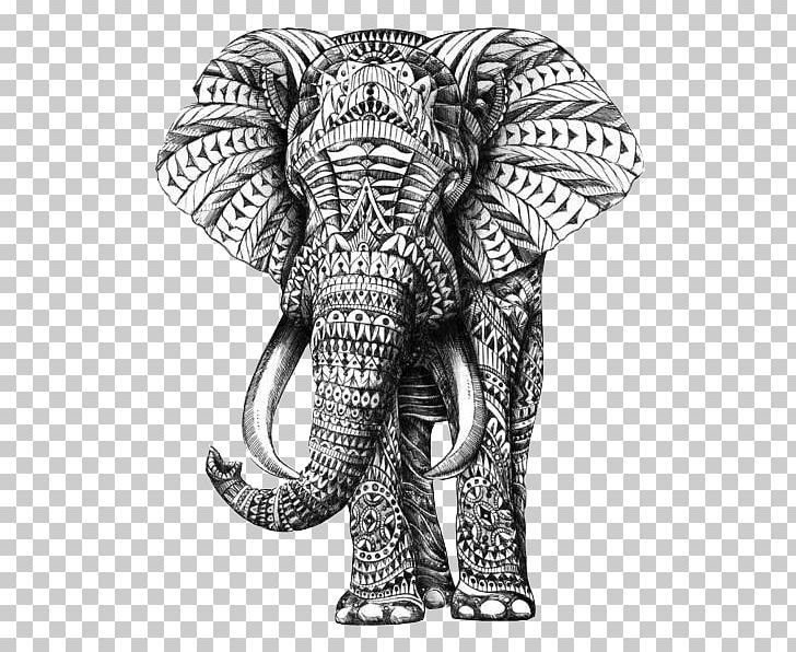 Indian Elephant Drawing Ornament Sketch Png Animals Art Asian Elephant Black Black And Whit Indian Elephant Drawing Elephant Drawing Elephant Wall Decals