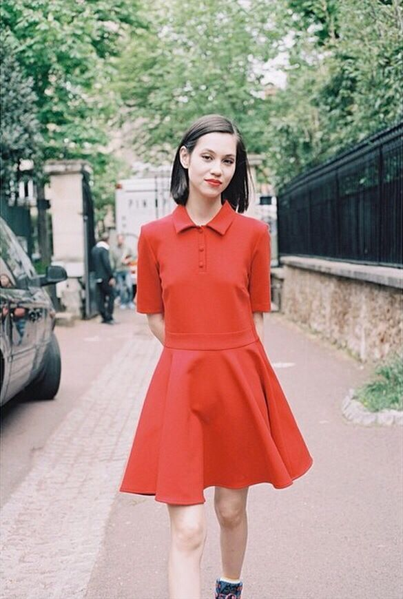 Kiko Mizuhara- redredred