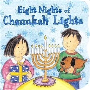 $ Book: Eight Nights of Chanukah  Lights by Dian Curtis Regan