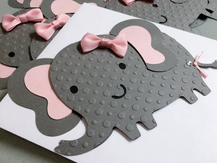 Elefante bebé ducha invitación elegante arcos elefante