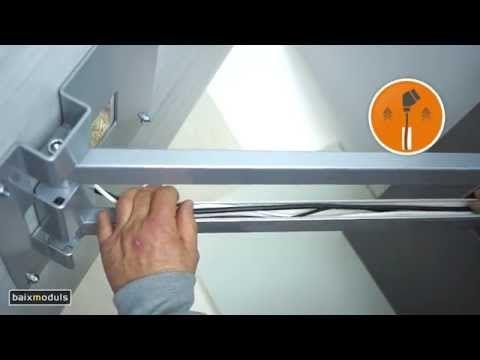 Instrucciones Montaje Mueble TV 108 - YouTube