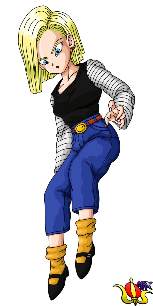 17 best images about android 18 dragonball z on pinterest android 18 artworks and art - Dragon ball zc 18 ...