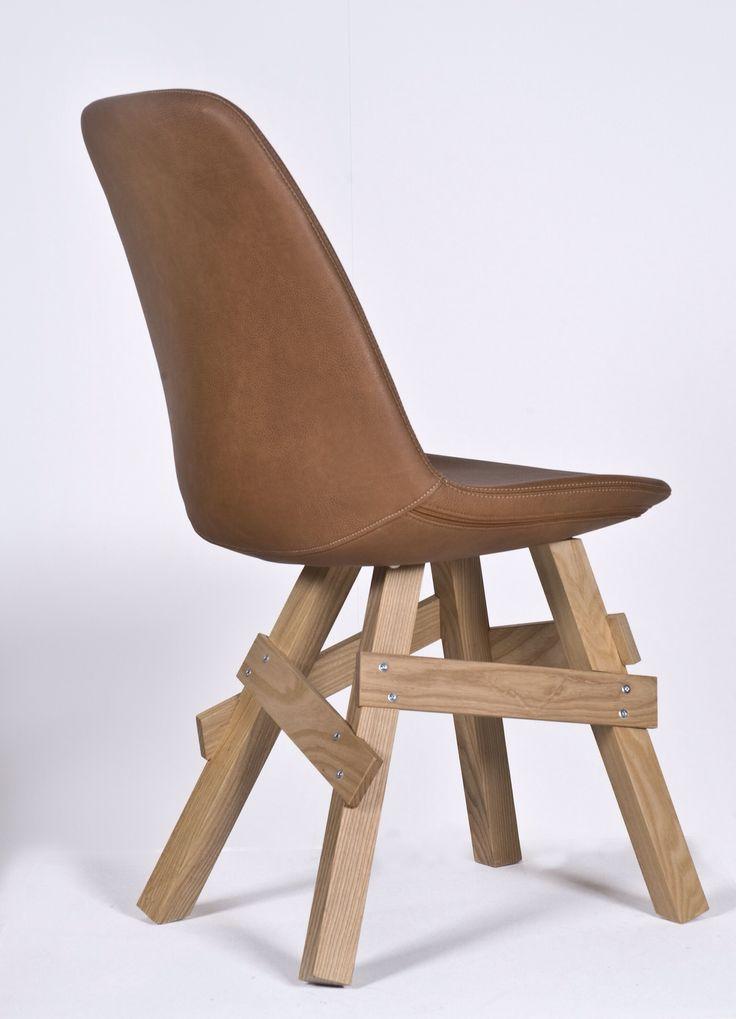 Chair wood C313-DIZZY by #furnitureunico