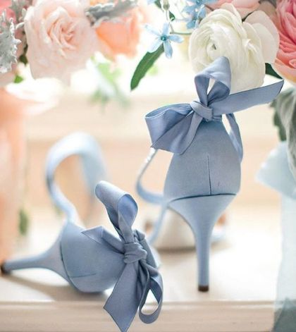 Something blue http://ninashoes.com/vinnie-new-dusty-blue-luster-satin--18202?utm_source=Pinterest&utm_medium=Social%20Media%20Campaign&utm_term=Vinnie%20Light%20Blue%20Wedding%20Shot&utm_content=Vinnie%20Light%20Blue%20Wedding%20Shot&utm_campaign=Vinnie