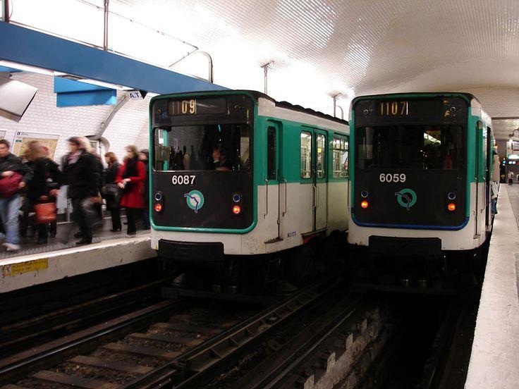 Les 25 meilleures idées de la catégorie Ligne 1 metro paris sur ...