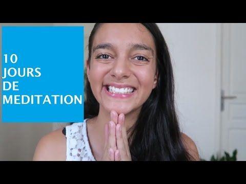 Mon Expérience de 10 Jours de Méditation (Vipassana) - YouTube