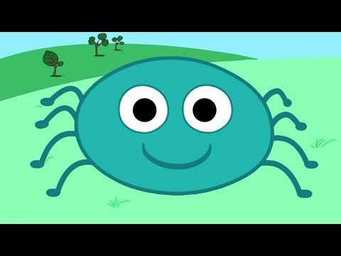 ITSY BITSY SPIDER - Song for Children - YouTube