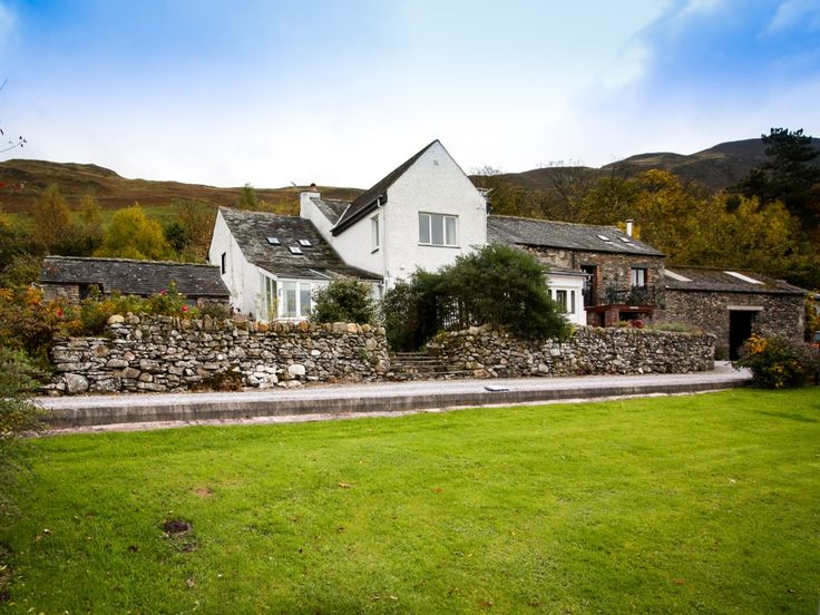 Parkergate Farmhouse Sally's cottages