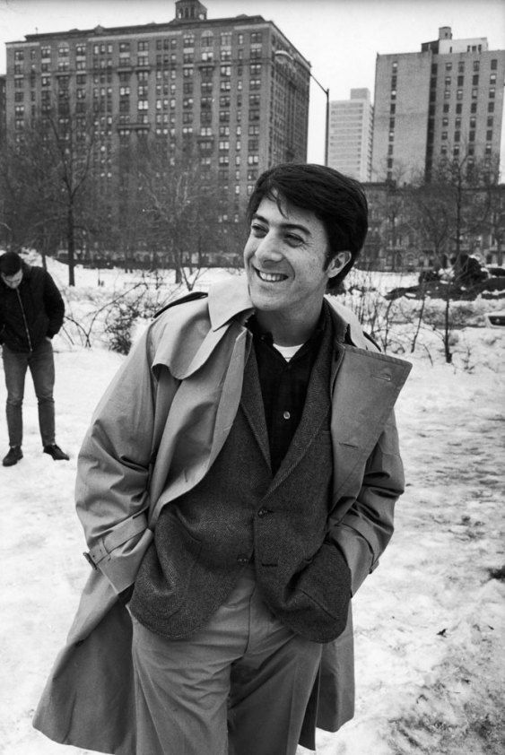 Dustin Hoffman, 1969.  If I had been old enough, he would have been my MAD CRUSH!!!!    I adore him so much -   are there any Dustin Hoffman's out there anymore?