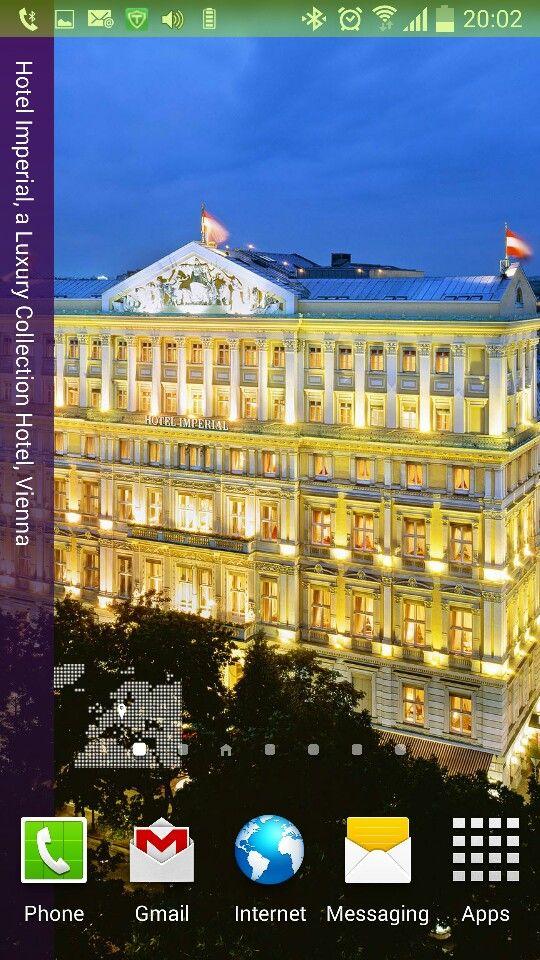 Hotel Imperial,  Luxury Collection Hotwl, Vienna
