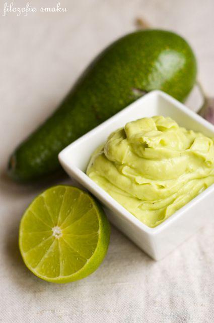Dietetyczny majonez z awokado | Filozofia smaku