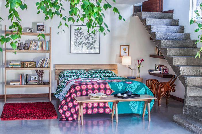 Nuestros proximos productos para dormitorio ambientados con productos Pro2 y Desigual