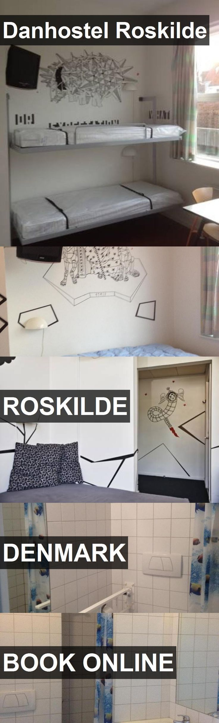 Danhostel Roskilde in Roskilde, Denmark. For more information, photos, reviews and best prices please follow the link. #Denmark #Roskilde #travel #vacation #hostel