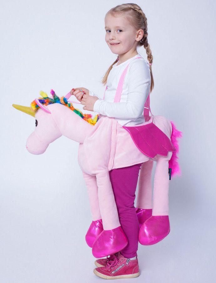 Einhorn Zum Umhangen Kind Deiters Madchen Kostum Karneval