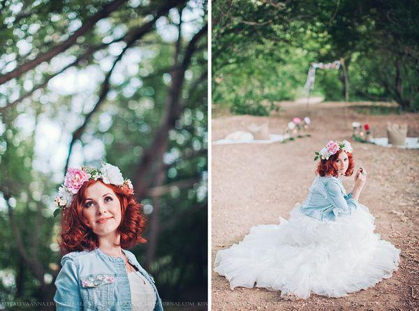 идеи фотосессии для годовщины #bride