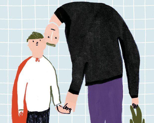 Czym innym jest przekonanie: 'Czasem mogę pomóc rodzinie', czy: 'Pomagam rodzinie, kiedy to jest potrzebne', a czym innym przekonanie: 'Ja ZAWSZE muszę się zajmować mamą czy tatą'