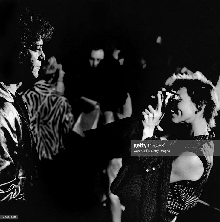 Laurie Anderson Lou Reed