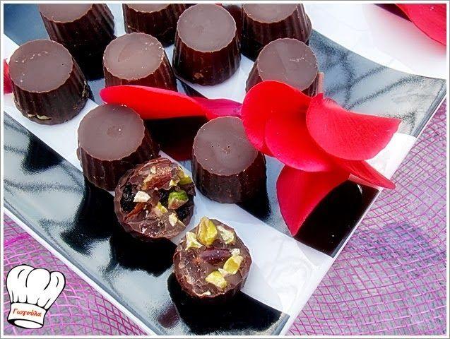 Γλυκές Τρέλες: Τα νόστιμα σοκολατάκια της Γωγώς!