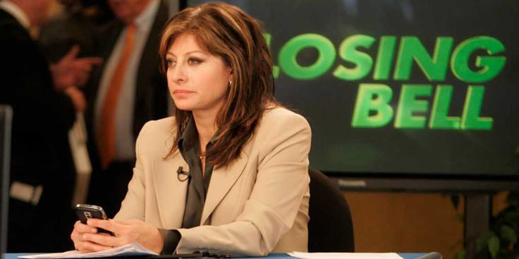 Here's Why Maria Bartiromo Is Leaving CNBC For FOX Business