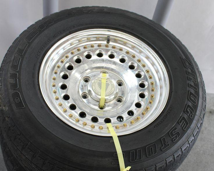 My Rims Raguna D Force Akro R16 Tires Removed To Trash Preparing