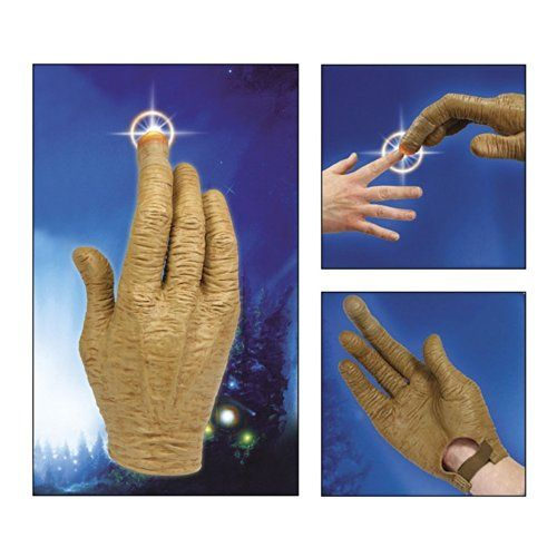 Neca Toys - E.T. the Extra-Terrestial - HAND with Lighted...