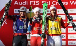 In her first race since winning silver at PyeongChang 2018, Brittany Phelan finished secondin Sunny Valley, Russia. Phelan finished behind...