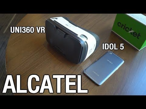 Alcatel Idol 5 hands-on: loud proud not priced up in the clouds Pocketnow