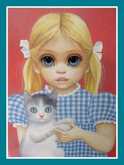 Artist Margaret Keane