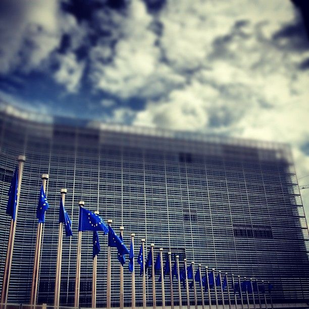 European Commission - Berlaymont in Brussel, Bruxelles-Capitale
