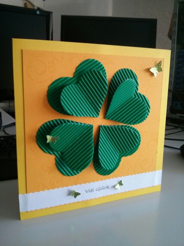 59 best Cards - Good Luck images on Pinterest Good luck cards - good luck card template