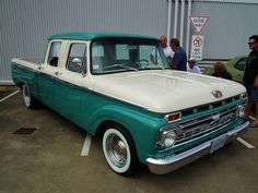 1966 Ford F-250 Crew Cab pick up | por sv1ambo