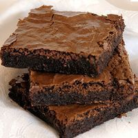 Brownie de Chocolate en Microondas, Postres Costarricenses