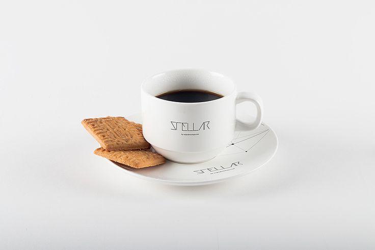 Original Mockups - Coffee Cup with Cookies Mockup 03