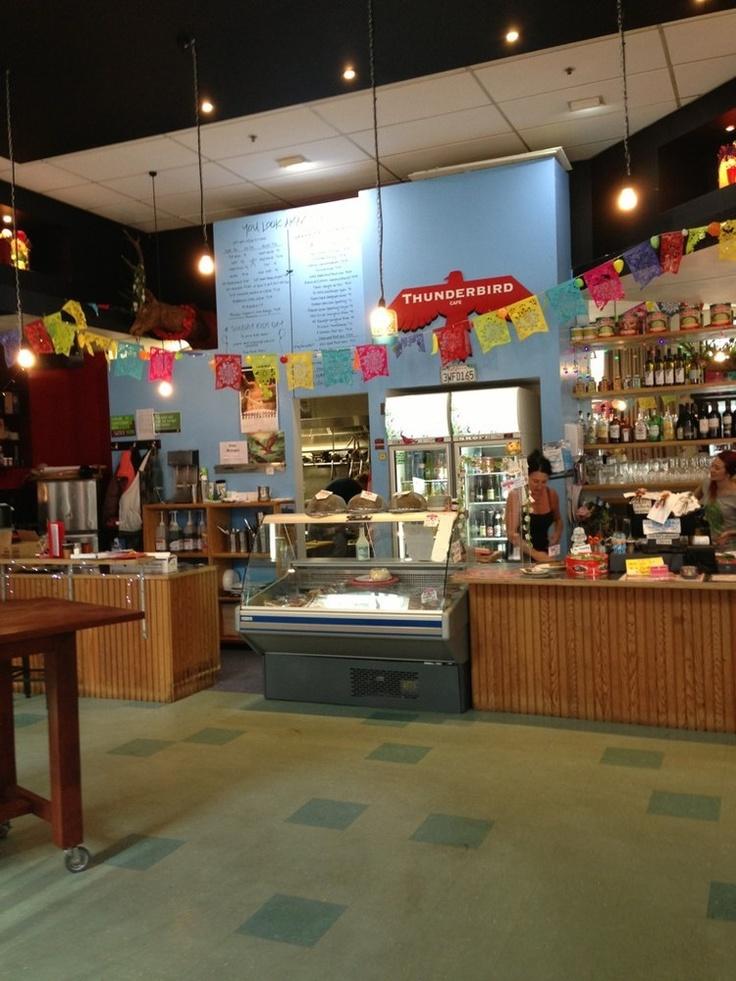 Thunderbird Cafe, Cafes, Wellington Central • Localist  • http://www.localist.co.nz/l/vhvzkc