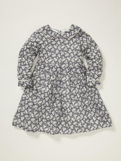 Floral Pleated Dress by Rachel Riley on Gilt.com
