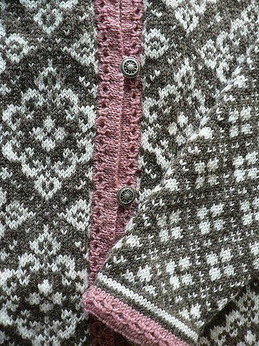 Ravelry: Project Gallery for 12614 Ingeborg pattern by Dale Design
