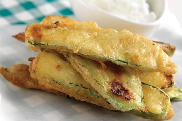 Пожалуй, самое вкусное блюдо из кабачков. Попробуйте!