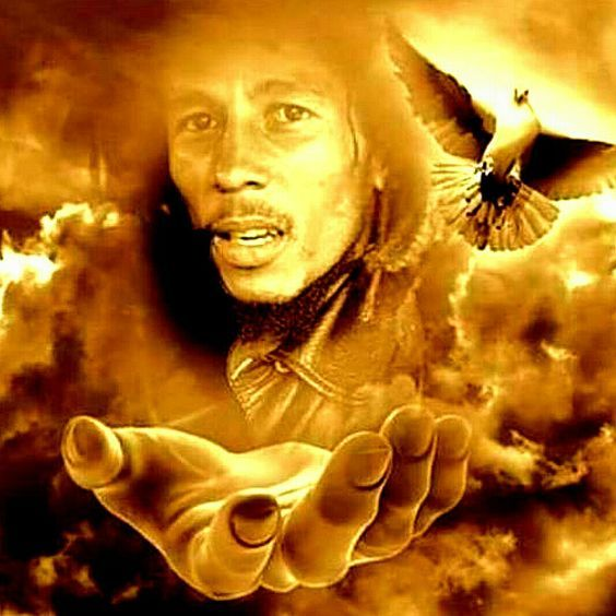 **Bob Marley** ▻▻More fantastic posters & prints, pictures,