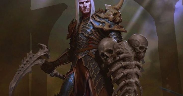 Diablo 3's Necromancer is great, but it can't raise Diablo 2 from the dead: Blizzard says the Necromancer, which arrives as an add-on for…