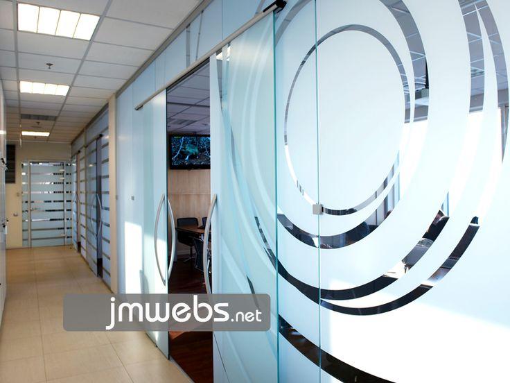 Vinilos de corte con color efecto cido dise o y medida for Booking barcelona oficinas