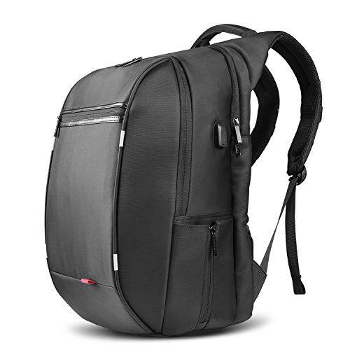 Sac à Dos, SPARIN Sacoche Ordinateur Portable 17.3 Pouces Laptop Backpack Avec [Port USB], Sac à Dos Voyage, Sac Business Pour Hommes et Femmes [ Cachette Anti-vol ] [Multi-fonctionnel] [Grande Capacité], Noir #Dos, #SPARIN #Sacoche #Ordinateur #Portable #Pouces #Laptop #Backpack #Avec #[Port #USB], #Voyage, #Business #Pour #Hommes #Femmes #Cachette #Anti #[Multi #fonctionnel] #[Grande #Capacité], #Noir