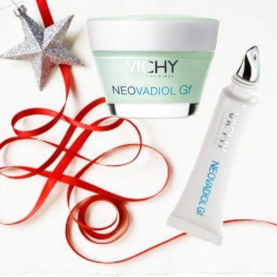 Vichy neovadiol cream + Neovadiol eyes contour Το απόλυτο δώρο της αντιγήρανσης!