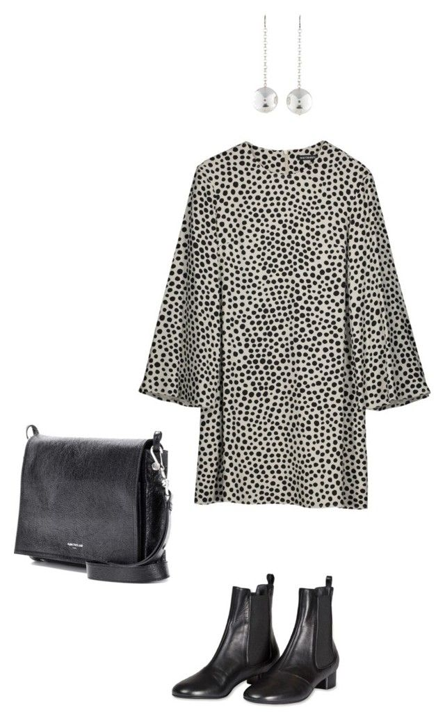 """Dots"" by kirsti-salonen on Polyvore featuring Isabel Marant and Balenciaga"